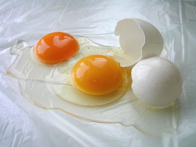 Яйцо с двумя желтками аномалия или норма