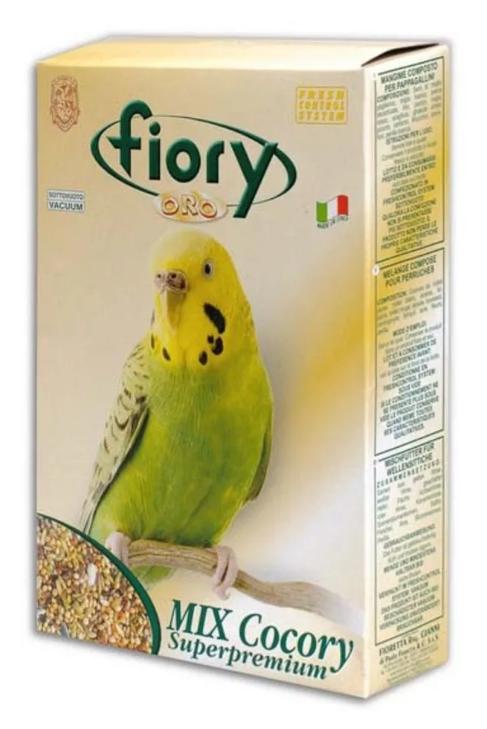 Корм для попугая Fiory