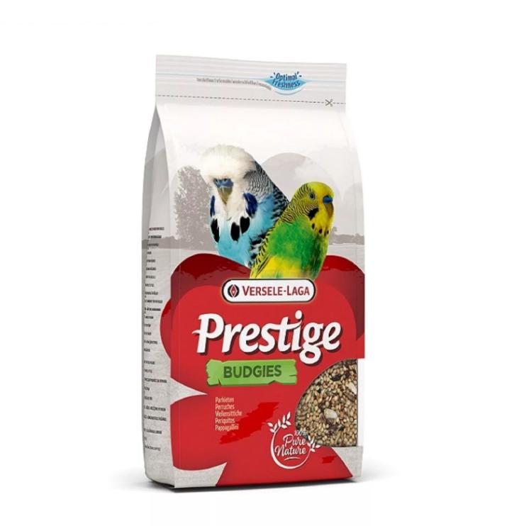 Prestige для волнистика