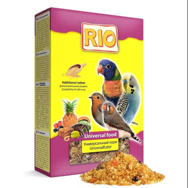 Корм для попугая «Рио»
