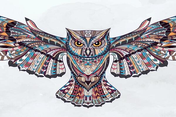 Значение татуировки сова