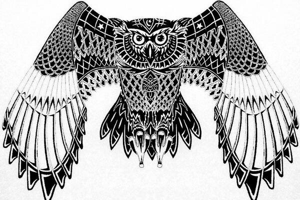 Основное значение тату сова