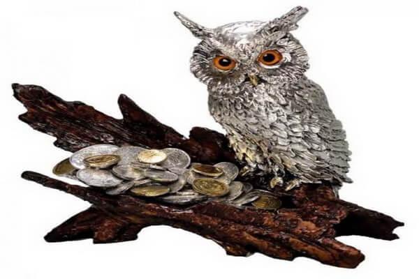 Что символизирует сова - Символ богатства и финансового успеха