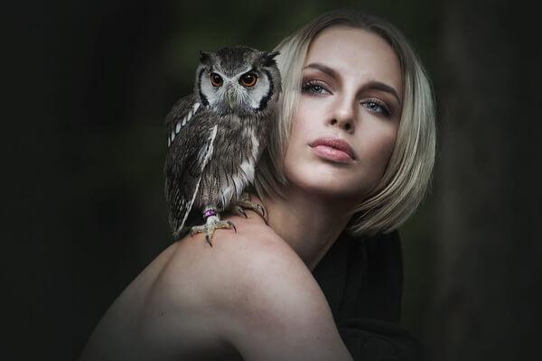Что означает видеть во сне сову на плече