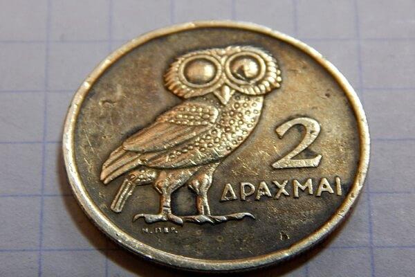 Раритетные древнегреческие монеты с совами