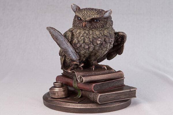 Статуэтка совы - основные значения