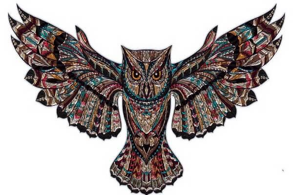 Оберег сова - выбор по знаку зодиака