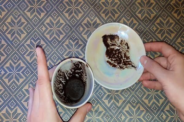 Основные значения совы при гадании на кофейной гуще