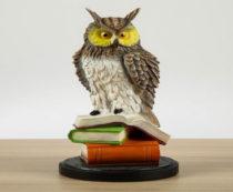 Почему сова – символ мудрости